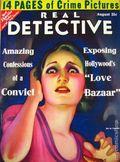 Real Detective Tales (1924-1934 Real Detective Tales Inc.) Pulp Vol. 23 #2