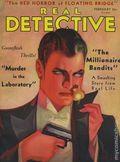Real Detective Tales (1924-1934 Real Detective Tales Inc.) Pulp Vol. 24 #4