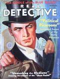 Real Detective Tales (1924-1934 Real Detective Tales Inc.) Pulp Vol. 25 #1