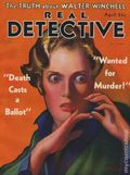 Real Detective Tales (1924-1934 Real Detective Tales Inc.) Pulp Vol. 25 #2