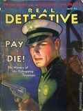 Real Detective Tales (1924-1934 Real Detective Tales Inc.) Pulp Vol. 25 #3