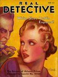 Real Detective Tales (1924-1934 Real Detective Tales Inc.) Pulp Vol. 25 #4