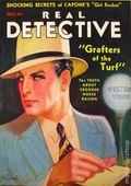 Real Detective Tales (1924-1934 Real Detective Tales Inc.) Pulp Vol. 26 #1