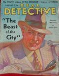 Real Detective Tales (1924-1934 Real Detective Tales Inc.) Pulp Vol. 26 #2