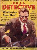 Real Detective Tales (1924-1934 Real Detective Tales Inc.) Pulp Vol. 27 #1