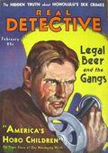 Real Detective Tales (1924-1934 Real Detective Tales Inc.) Pulp Vol. 27 #4