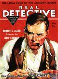 Real Detective Tales (1924-1934 Real Detective Tales Inc.) Pulp Vol. 28 #3