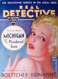 Real Detective Tales (1924-1934 Real Detective Tales Inc.) Pulp Vol. 28 #4