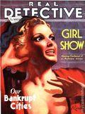 Real Detective Tales (1924-1934 Real Detective Tales Inc.) Pulp Vol. 29 #2
