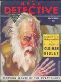 Real Detective Tales (1924-1934 Real Detective Tales Inc.) Pulp Vol. 29 #3