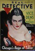 Real Detective Tales (1924-1934 Real Detective Tales Inc.) Pulp Vol. 30 #1