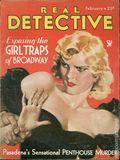 Real Detective Tales (1924-1934 Real Detective Tales Inc.) Pulp Vol. 30 #4