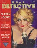 Real Detective Tales (1924-1934 Real Detective Tales Inc.) Pulp Vol. 31 #1