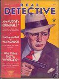 Real Detective Tales (1924-1934 Real Detective Tales Inc.) Pulp Vol. 31 #2