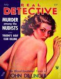 Real Detective Tales (1924-1934 Real Detective Tales Inc.) Pulp Vol. 32 #1