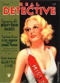 Real Detective Tales (1924-1934 Real Detective Tales Inc.) Pulp Vol. 32 #2