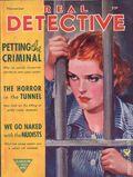 Real Detective Tales (1924-1934 Real Detective Tales Inc.) Pulp Vol. 33 #1