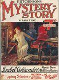 Hutchinson's Mystery-Story Magazine (1923-1927 Hutchinson) Pulp Vol. 1 #1