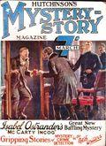 Hutchinson's Mystery-Story Magazine (1923-1927 Hutchinson) Pulp Vol. 1 #2