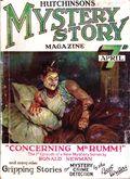 Hutchinson's Mystery-Story Magazine (1923-1927 Hutchinson) Pulp Vol. 1 #3