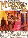 Hutchinson's Mystery-Story Magazine (1923-1927 Hutchinson) Pulp Vol. 1 #4
