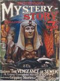 Hutchinson's Mystery-Story Magazine (1923-1927 Hutchinson) Pulp Vol. 1 #6