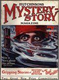 Hutchinson's Mystery-Story Magazine (1923-1927 Hutchinson) Pulp Vol. 2 #8
