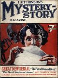 Hutchinson's Mystery-Story Magazine (1923-1927 Hutchinson) Pulp Vol. 2 #9