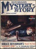Hutchinson's Mystery-Story Magazine (1923-1927 Hutchinson) Pulp Vol. 2 #10