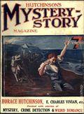 Hutchinson's Mystery-Story Magazine (1923-1927 Hutchinson) Pulp Vol. 2 #11