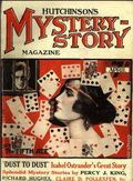 Hutchinson's Mystery-Story Magazine (1923-1927 Hutchinson) Pulp Vol. 3 #15