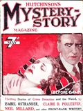 Hutchinson's Mystery-Story Magazine (1923-1927 Hutchinson) Pulp Vol. 3 #16