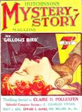 Hutchinson's Mystery-Story Magazine (1923-1927 Hutchinson) Pulp Vol. 3 #18