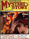 Hutchinson's Mystery-Story Magazine (1923-1927 Hutchinson) Pulp Vol. 4 #19