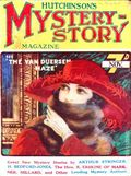 Hutchinson's Mystery-Story Magazine (1923-1927 Hutchinson) Pulp Vol. 4 #22