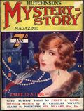 Hutchinson's Mystery-Story Magazine (1923-1927 Hutchinson) Pulp Vol. 4 #24