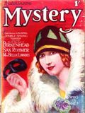 Hutchinson's Mystery-Story Magazine (1923-1927 Hutchinson) Pulp Vol. 5 #27