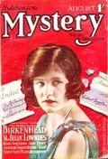 Hutchinson's Mystery-Story Magazine (1923-1927 Hutchinson) Pulp Vol. 6 #31