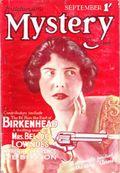Hutchinson's Mystery-Story Magazine (1923-1927 Hutchinson) Pulp Vol. 6 #32
