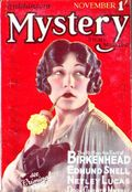 Hutchinson's Mystery-Story Magazine (1923-1927 Hutchinson) Pulp Vol. 6 #34