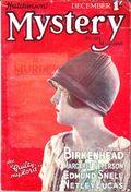 Hutchinson's Mystery-Story Magazine (1923-1927 Hutchinson) Pulp Vol. 6 #35