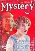 Hutchinson's Mystery-Story Magazine (1923-1927 Hutchinson) Pulp Vol. 6 #36