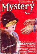 Hutchinson's Mystery-Story Magazine (1923-1927 Hutchinson) Pulp Vol. 7 #37