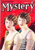Hutchinson's Mystery-Story Magazine (1923-1927 Hutchinson) Pulp Vol. 7 #38