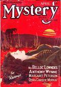 Hutchinson's Mystery-Story Magazine (1923-1927 Hutchinson) Pulp Vol. 7 #39