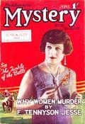 Hutchinson's Mystery-Story Magazine (1923-1927 Hutchinson) Pulp Vol. 7 #41