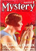 Hutchinson's Mystery-Story Magazine (1923-1927 Hutchinson) Pulp Vol. 7 #42