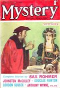 Hutchinson's Mystery-Story Magazine (1923-1927 Hutchinson) Pulp Vol. 8 #43