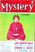 Hutchinson's Mystery-Story Magazine (1923-1927 Hutchinson) Pulp Vol. 8 #44