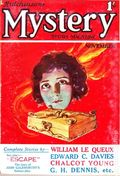 Hutchinson's Mystery-Story Magazine (1923-1927 Hutchinson) Pulp Vol. 8 #45